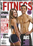 Fitness Magazine cover
