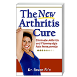 New Arthritis Cure Front Cover 150