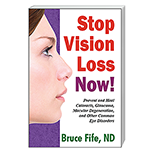 Stop Vision Loss Now Front Cover 150