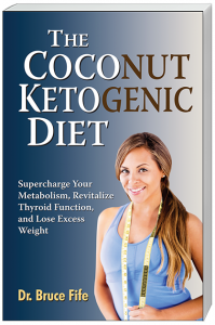 Coconut Ketogenic Diet Front Cover TC