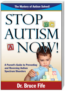 Stop Autism Now Front Cover TC
