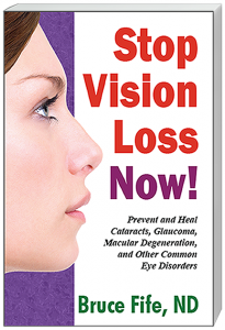 Stop Vision Loss Now Front Cover TC