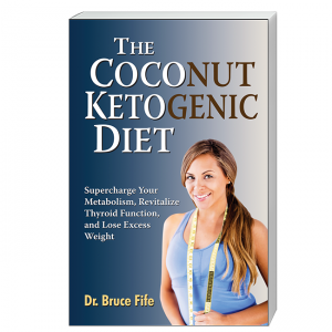 Coconut Ketogenic Diet Front Cover by Bruce Fife