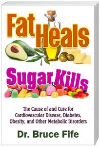 Fat Heals Sugar Kills Cover TC